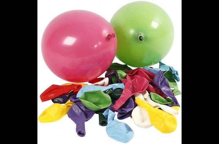 Ballon 23 cm i diameter