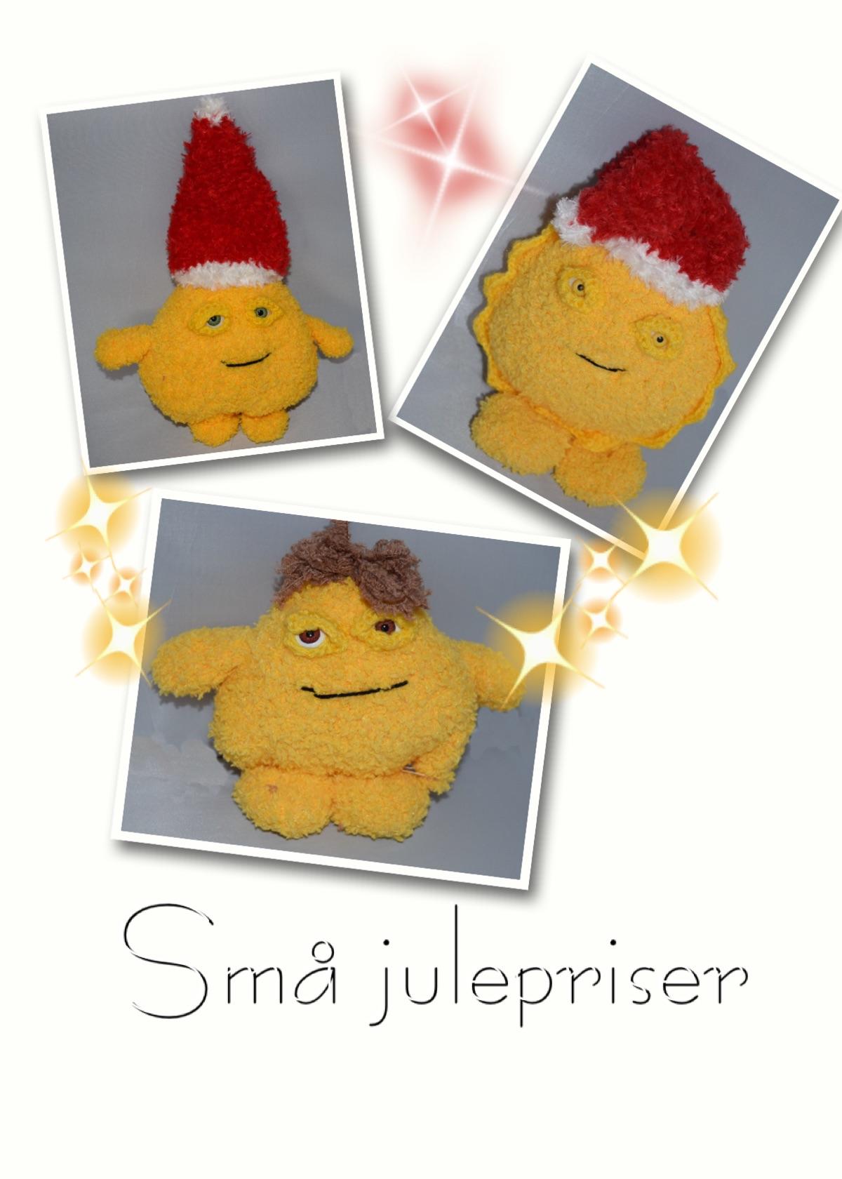 Image of   Hækleopskrifter til de små julepriser