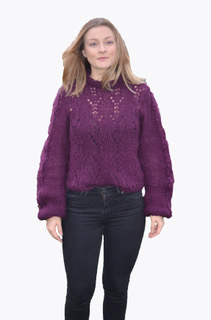 Image of   Garnpakke høstgenser / sweater