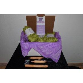 Hæklekits og strikkekits / pakker