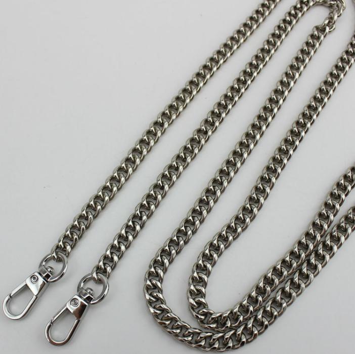 Image of   Kæde til Taske Sølv