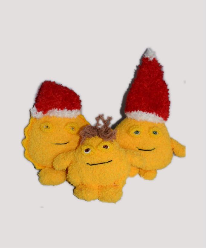 Hæklekit Små julepriser