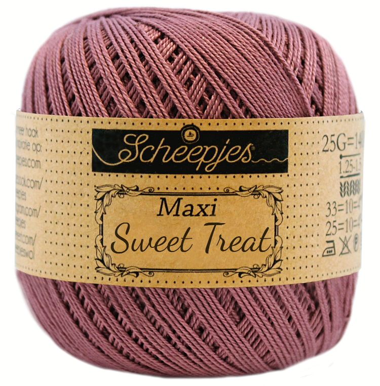 Image of   Scheepjes Maxi Sweet Treat / Maxi Bonbon Amethyst 240