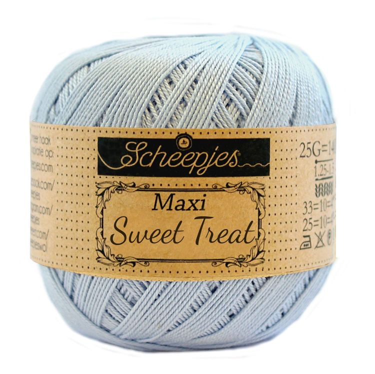 Image of   Scheepjes Maxi Sweet Treat / Maxi Bonbon Bluebell 173