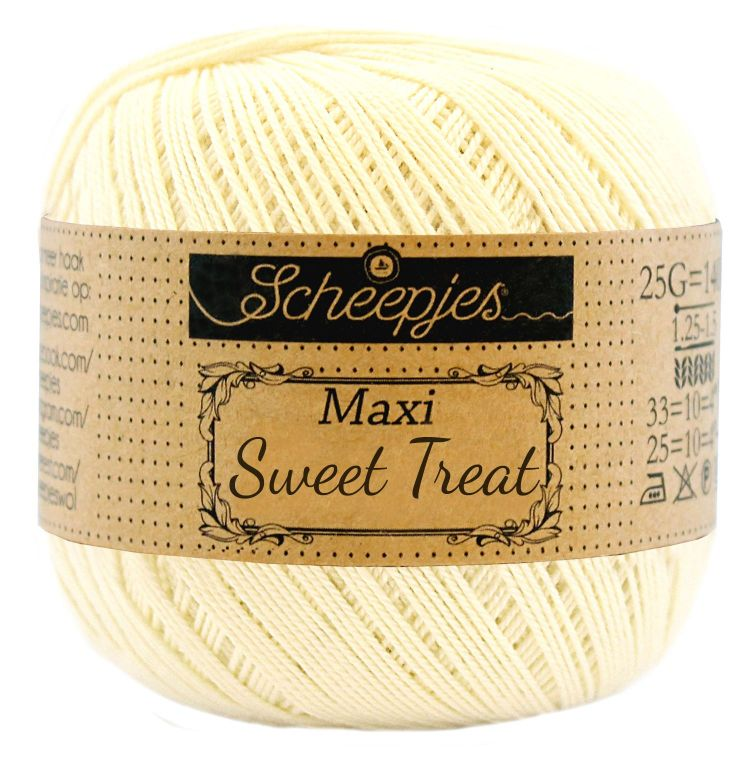 Image of   Scheepjes Maxi Sweet Treat /Maxi Bonbon Candle Light 101
