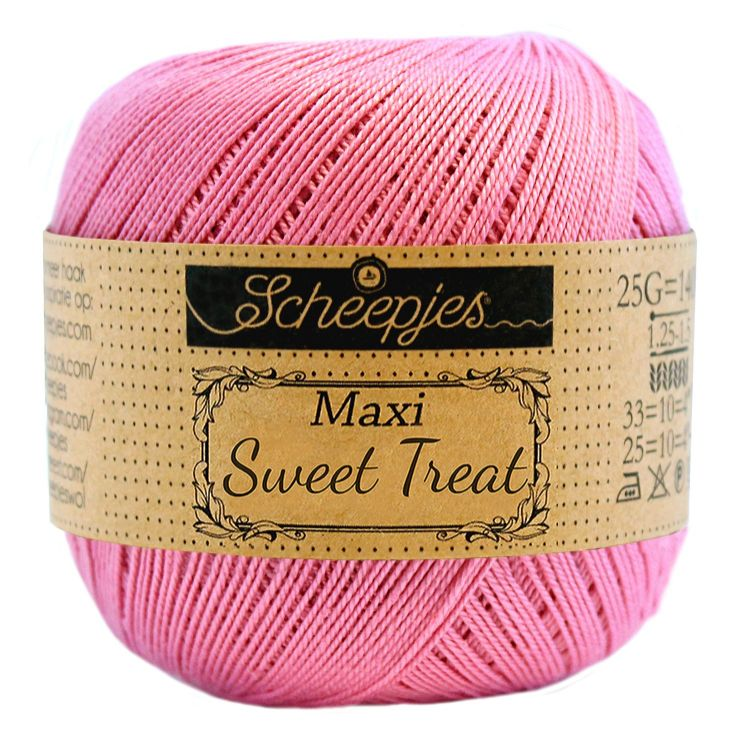 Image of   Scheepjes Maxi Sweet Treat / Maxi Bonbon Frecia 519