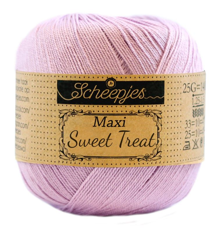 Image of   Scheepjes Maxi Sweet Treat / Maxi Bonbon Light Orchid 226