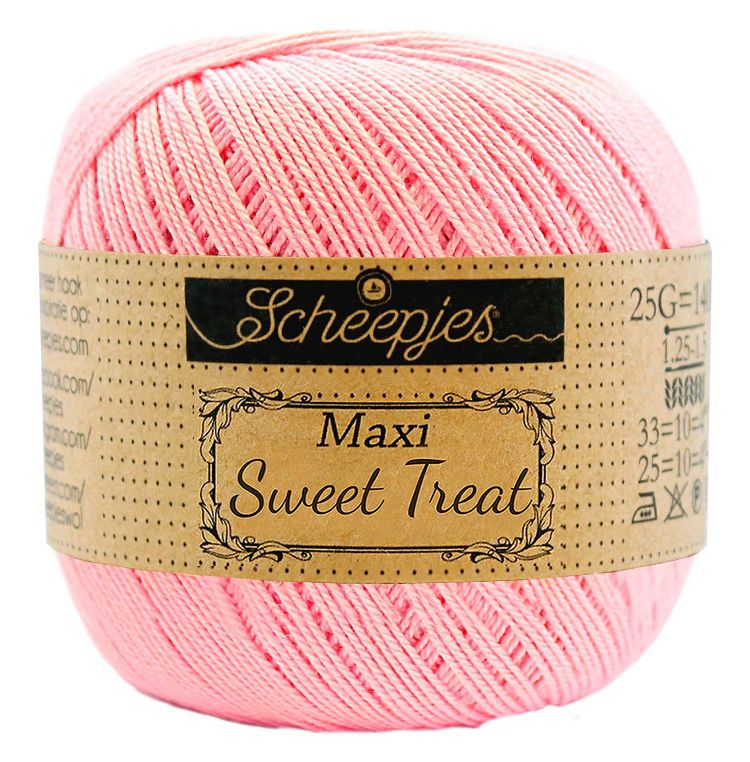 Image of   Scheepjes Maxi Sweet Treat / Maxi Bonbon Pink 749