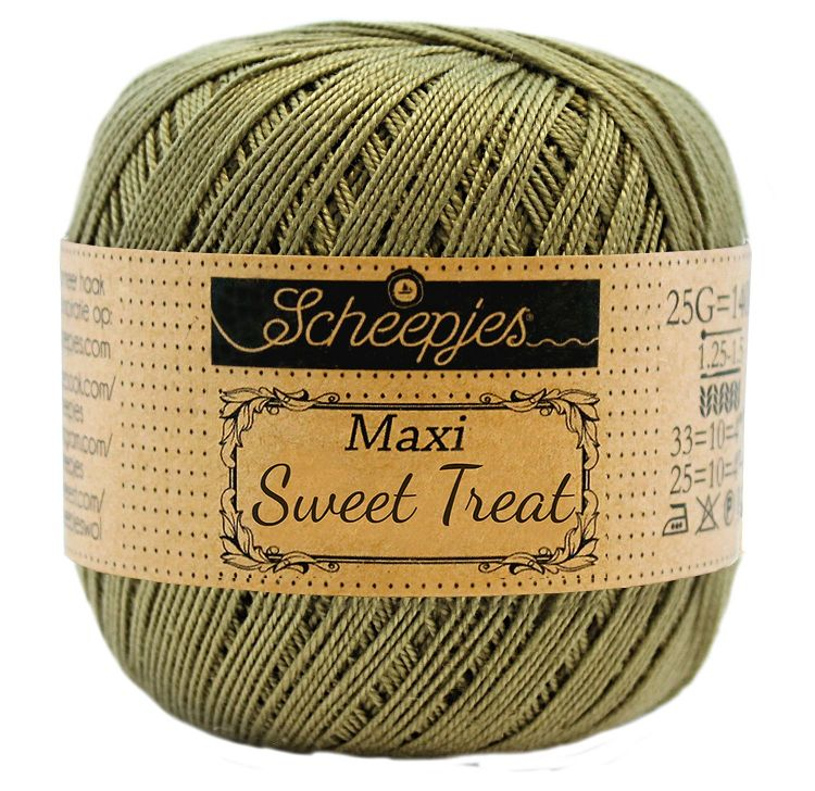 Image of   Scheepjes Maxi Sweet Treat / Maxi Bonbon Willow 395