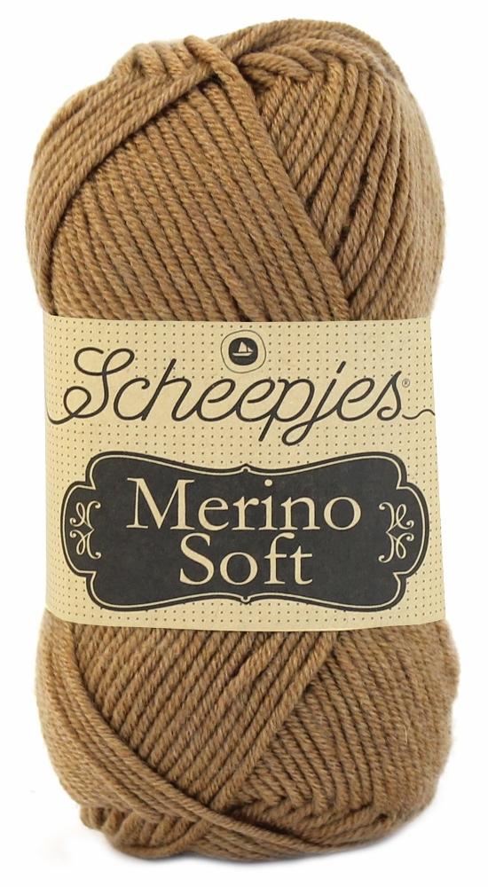 Scheepjes Merino Soft 50 g Braque 607