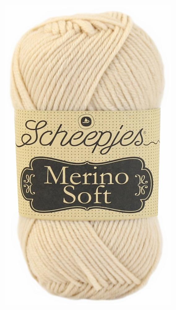 Scheepjes Merino Soft 50 g Da Vinci 606