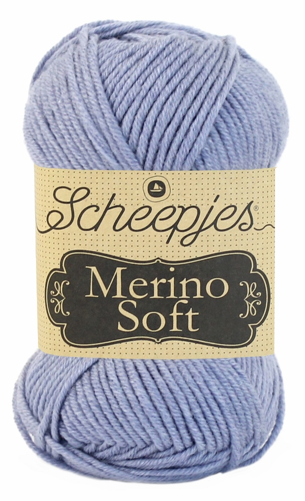 Scheepjes Merino Soft 50 g Giotto 613