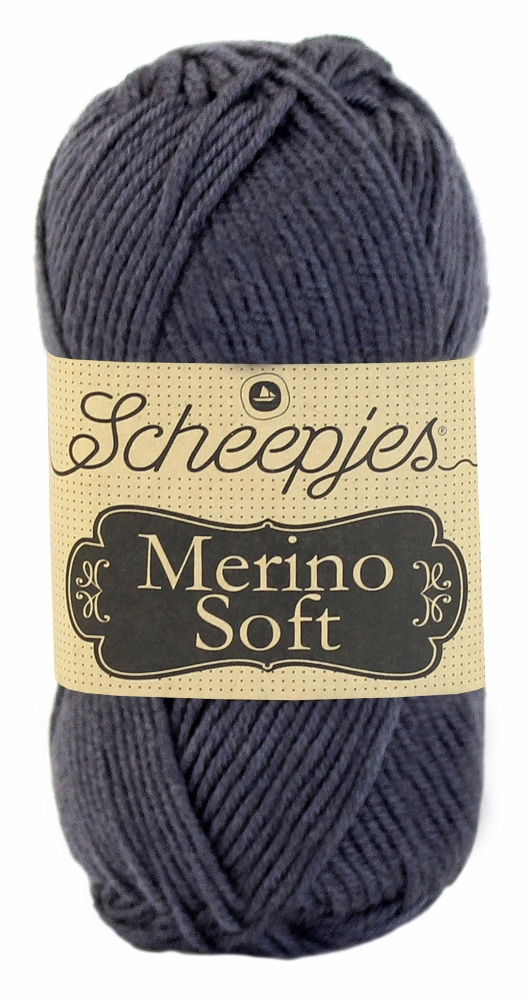 Scheepjes Merino Soft 50 g Hogarth 605