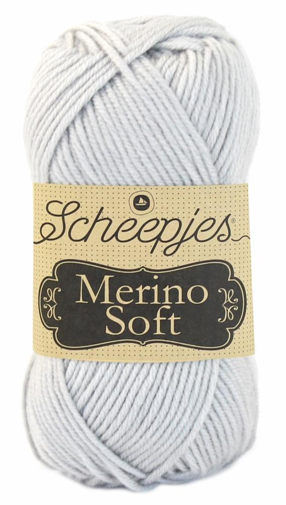 Scheepjes Merino Soft 50 g Michelangelo 603