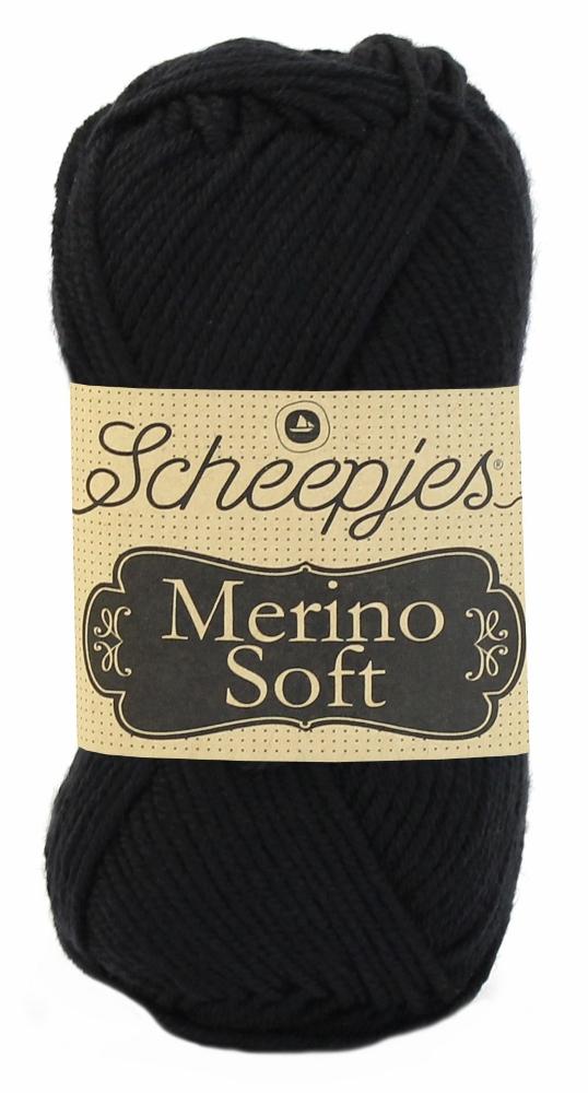 Scheepjes Merino Soft 50 g Pollock 601