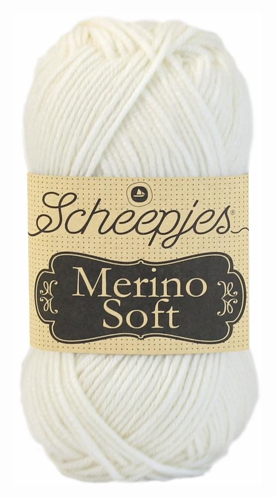 Scheepjes Merino Soft 50 g Raphaël 602