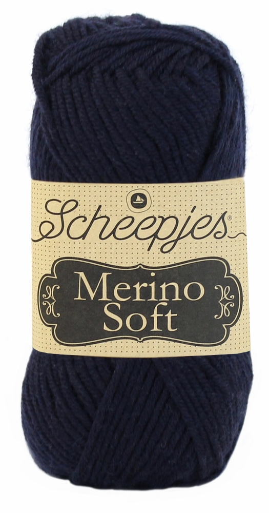 Scheepjes Merino Soft 50 g Wood 618