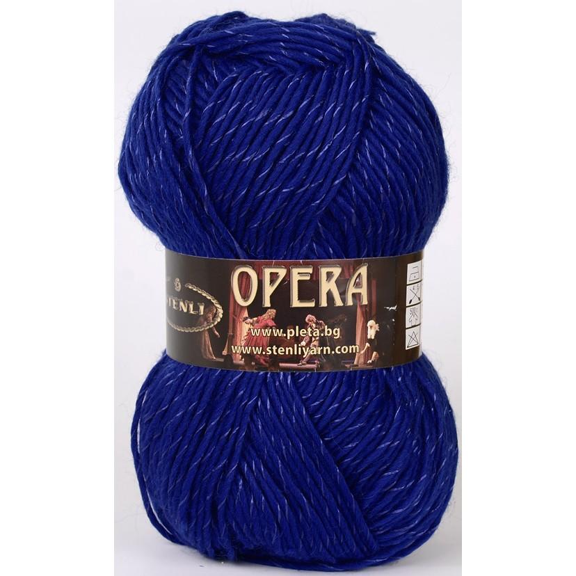 Image of Opera koboltblå 34