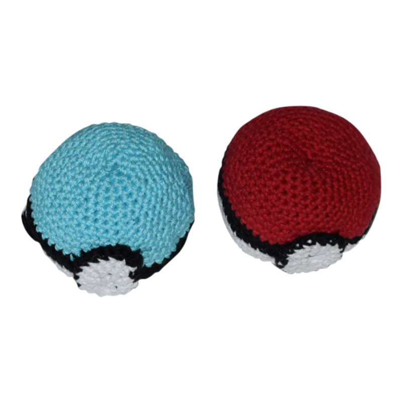 Image of Hækleopskrift Pokemon ball