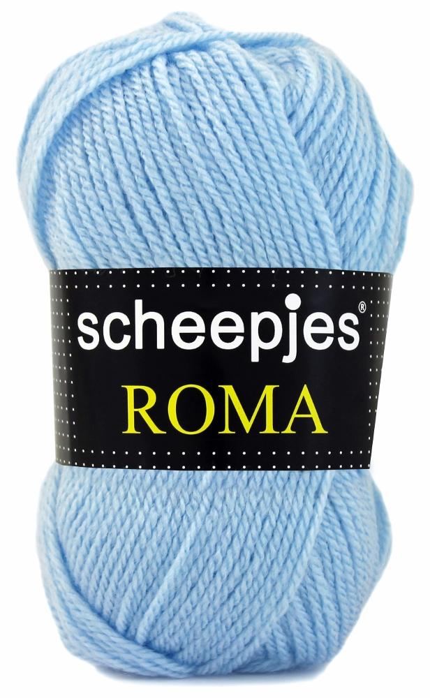 Scheepjes Roma Baby lyseblå