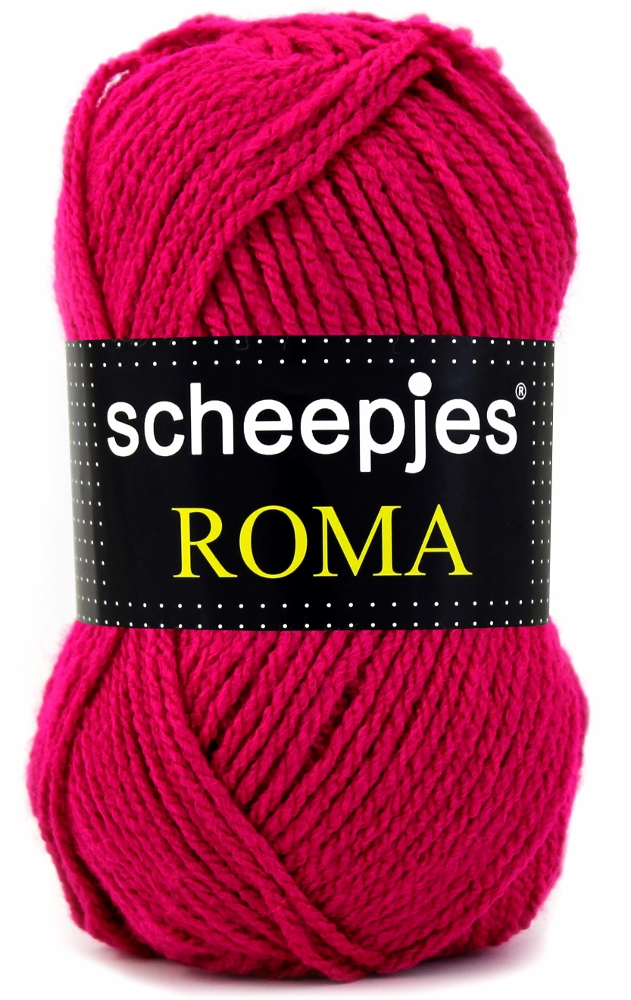 N/A – Scheepjeswol roma scheepjes roma cherise fra elmelydesign.dk
