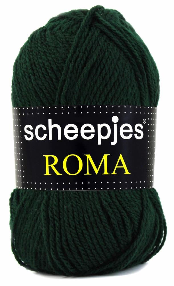 N/A Scheepjeswol roma scheepjes roma flaske grøn fra elmelydesign.dk