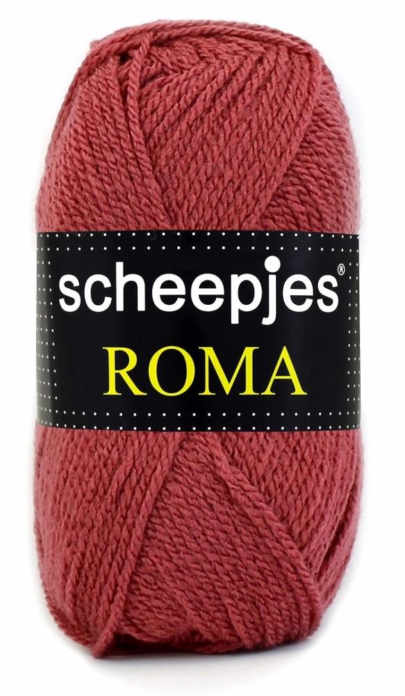 N/A Scheepjeswol roma scheepjes roma gammel rosa på elmelydesign.dk