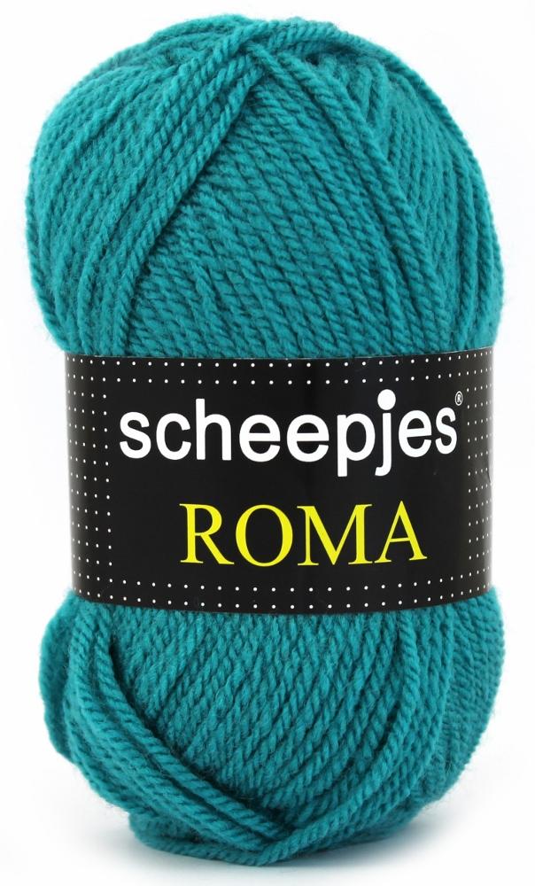 Scheepjeswol roma scheepjes roma hav grøn fra N/A på elmelydesign.dk