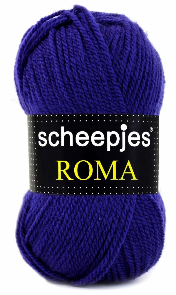 N/A Scheepjeswol roma scheepjes roma lilla på elmelydesign.dk