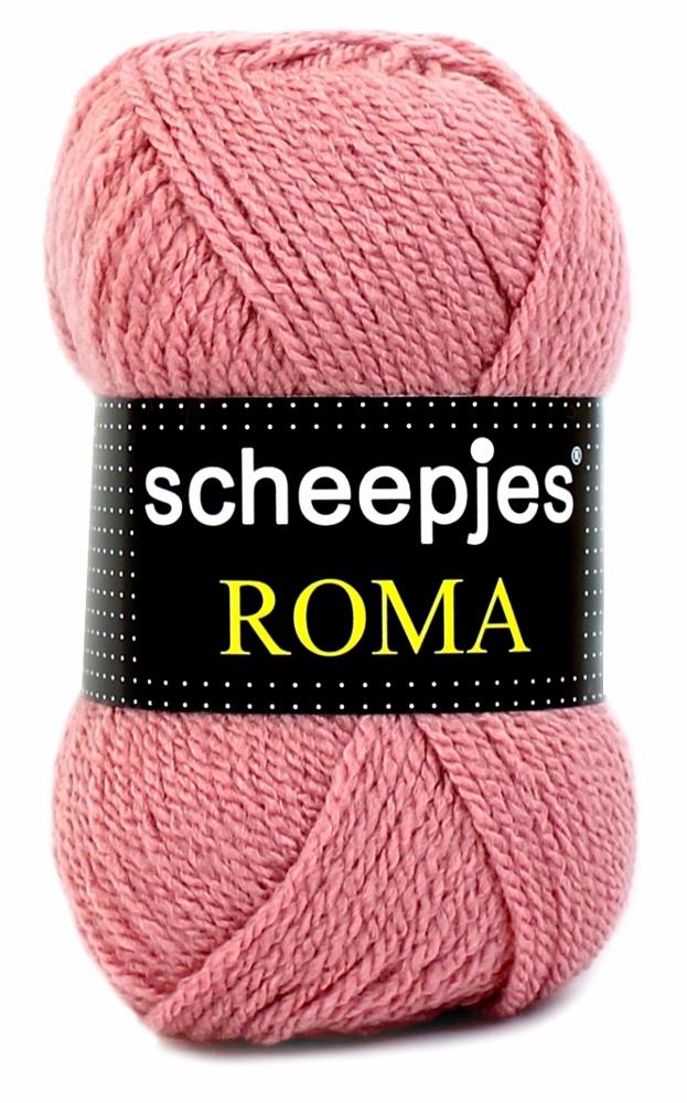 N/A – Scheepjeswol roma scheepjes roma lys gammel rosa på elmelydesign.dk
