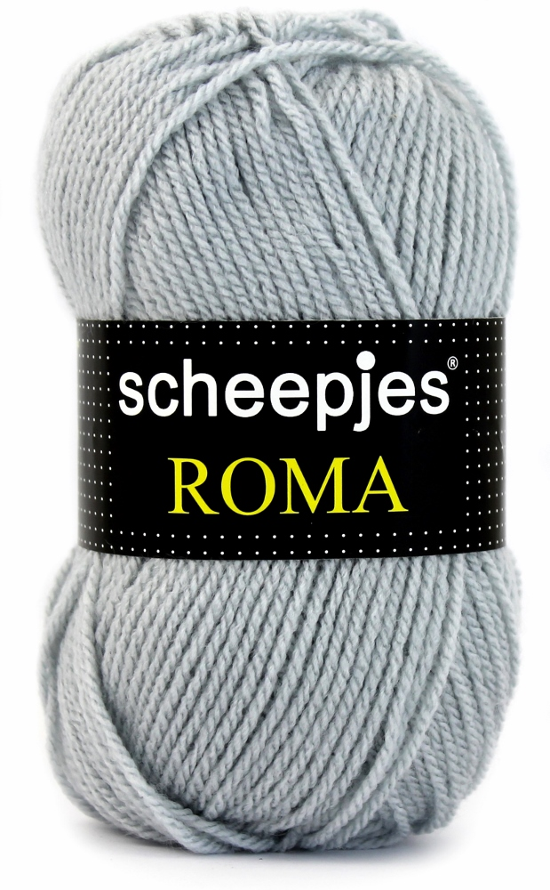 N/A Scheepjeswol roma scheepjes roma lyse grå fra elmelydesign.dk