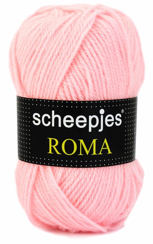 Scheepjeswol roma scheepjes roma lyse rød fra N/A fra elmelydesign.dk