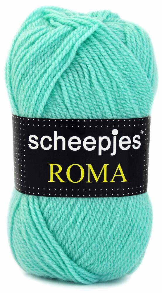 N/A Scheepjeswol roma scheepjes roma mint grøn på elmelydesign.dk