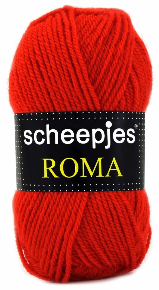 Scheepjeswol roma scheepjes roma postkasse rød fra N/A fra elmelydesign.dk