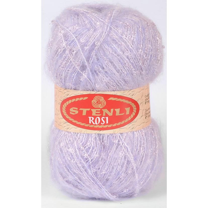 Image of   Rosi mohair & boucle 100 gram Lavendel 23