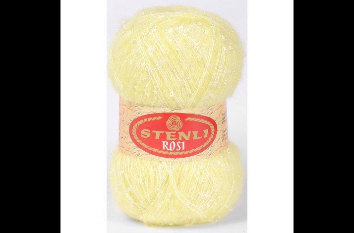 Rosi mohair & boucle 100 gram Lysegul 03