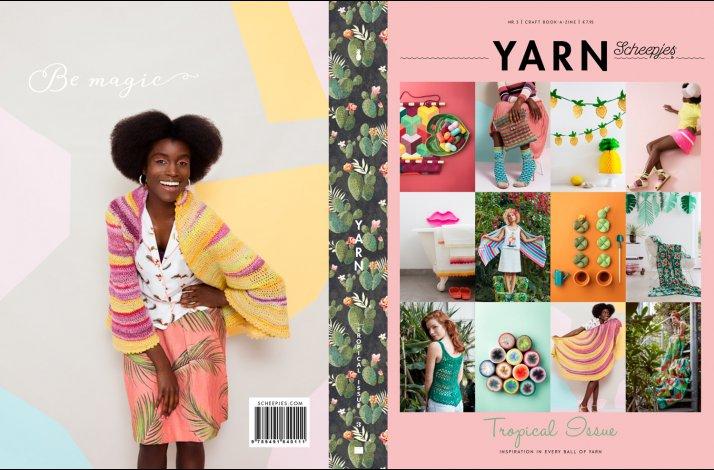 Scheepjes Yarn Magasin - Tropical Issue