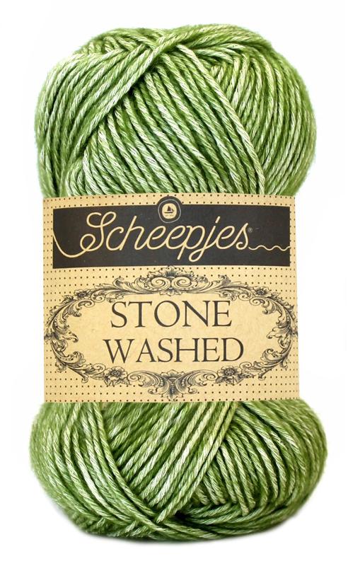 Stone washed fra scheepjes canada jade 806 fra N/A på elmelydesign.dk