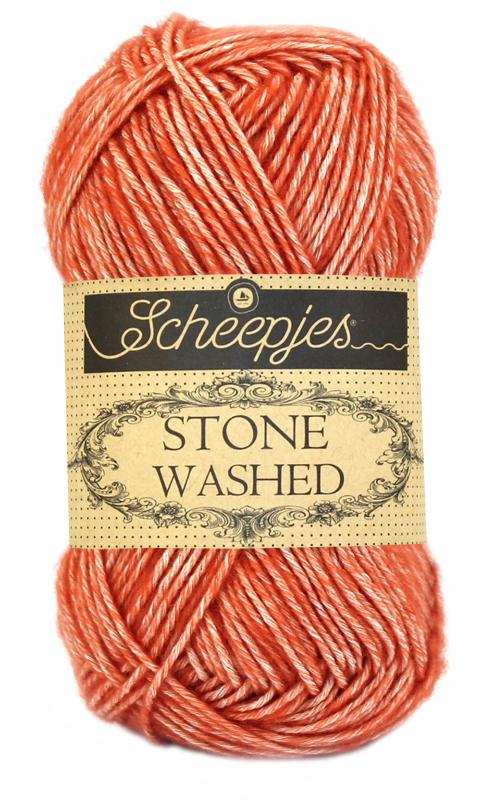 N/A Stone washed fra scheepjes coral 816 fra elmelydesign.dk