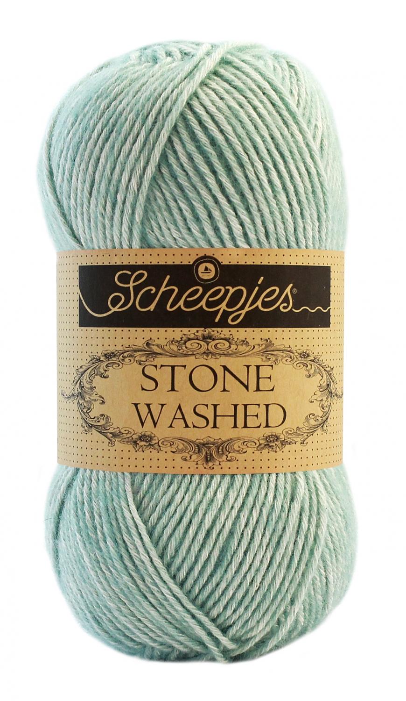 Stone washed fra scheepjes larimar 828 fra N/A fra elmelydesign.dk