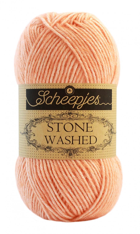 N/A Stone washed fra scheepjes morganite 834 fra elmelydesign.dk