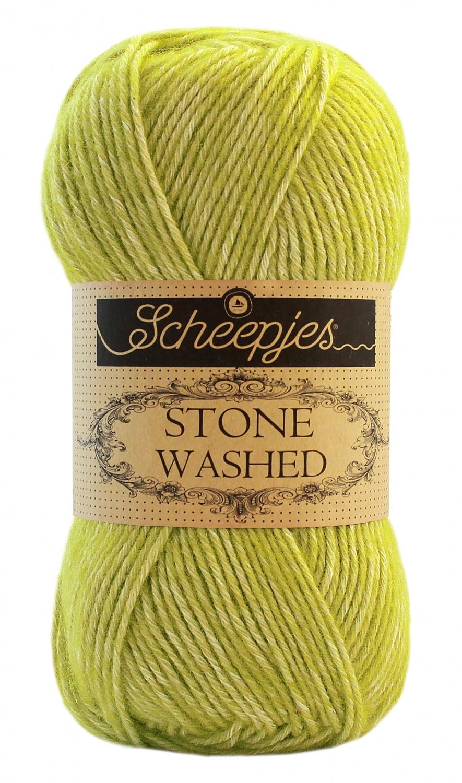 N/A – Stone washed fra scheepjes peridot 827 fra elmelydesign.dk