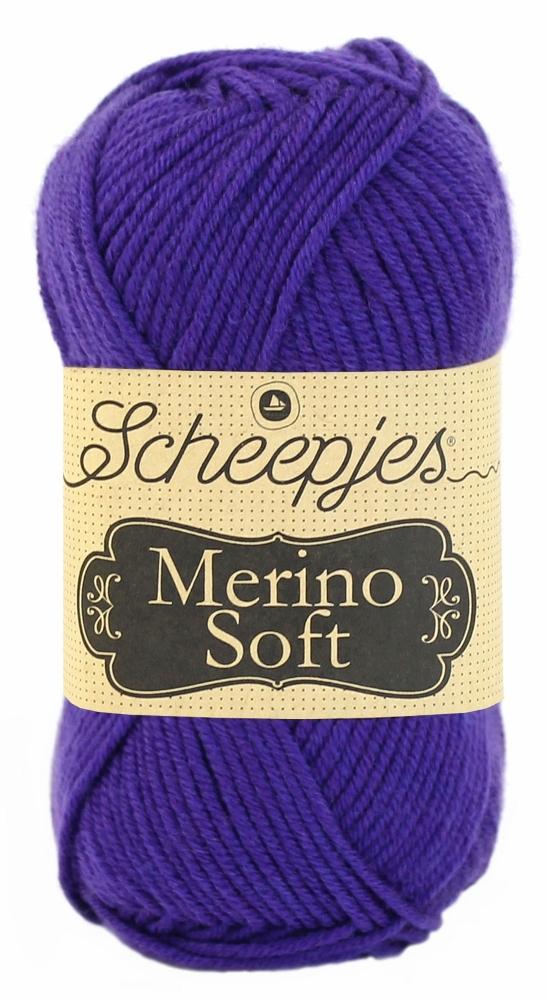Image of Scheepjes Merino Soft 50 g Hockney 638