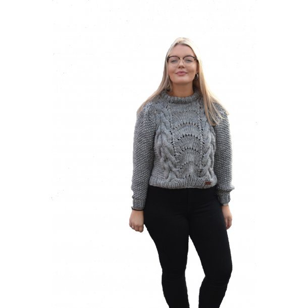 Garnpakkel Hybrid genser / sweater