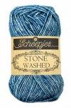 Stone Washed fra Scheepjes Blue Apatite 805