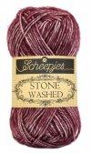 Stone Washed fra Scheepjes Garnet 810