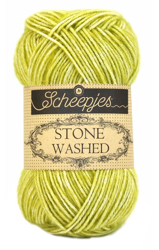 N/A Stone washed fra scheepjes lemon quartz 812 på elmelydesign.dk