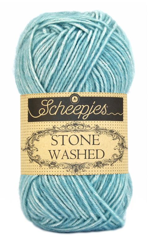 N/A – Stone washed fra scheepjes amazonite 813 fra elmelydesign.dk