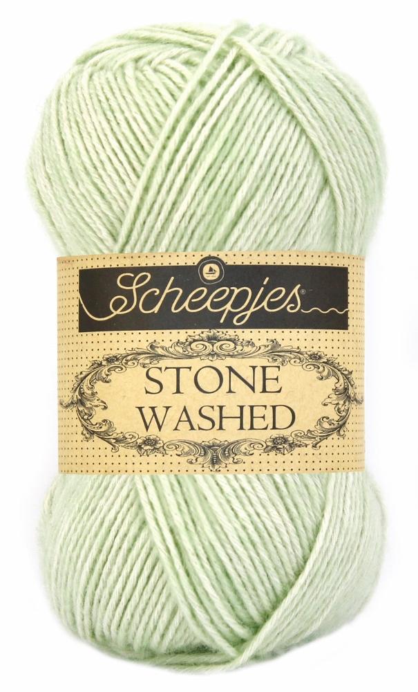 Stone washed fra scheepjes new jade 819 fra N/A på elmelydesign.dk