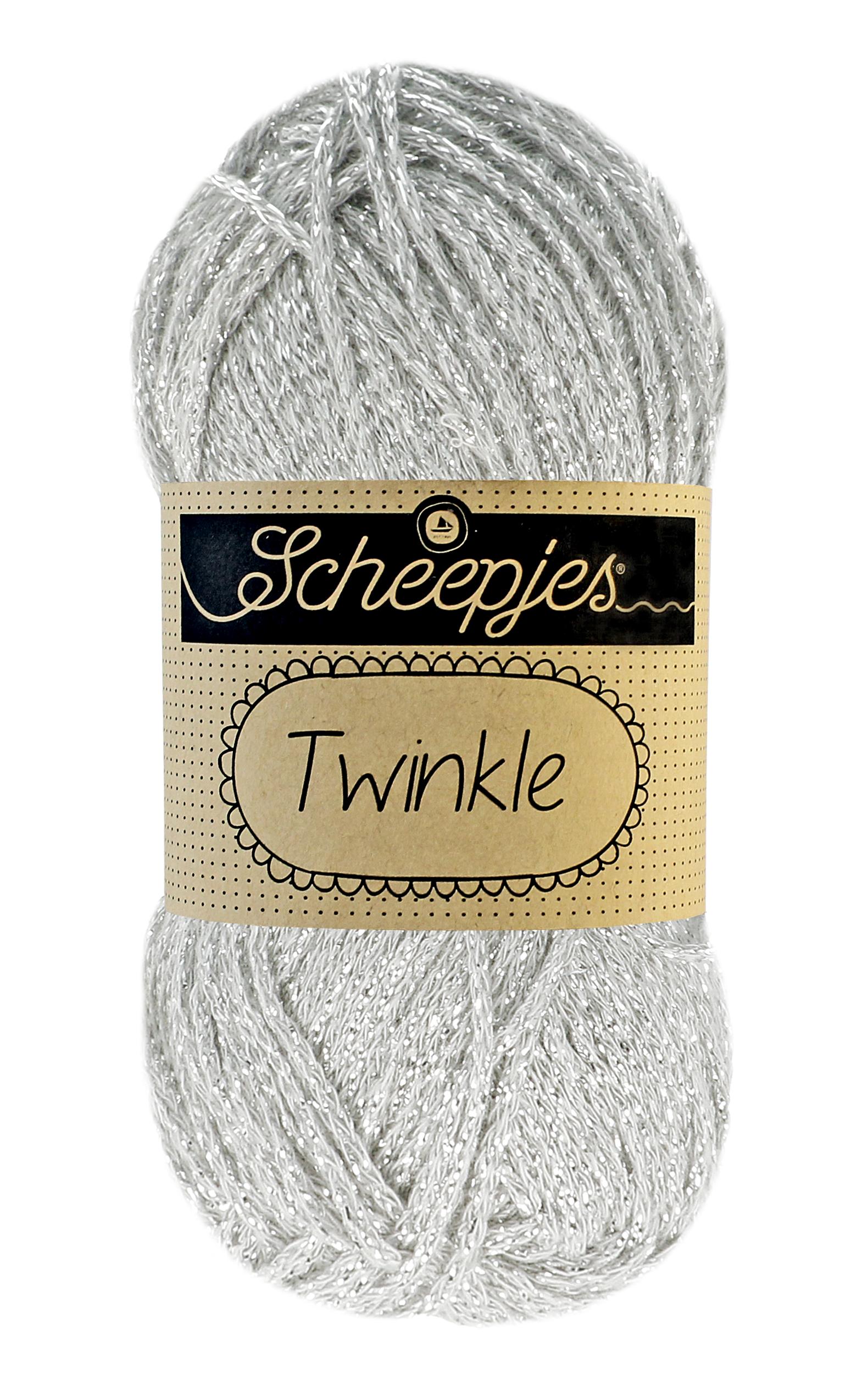 Twinkle fra Scheepjes True Silver 940